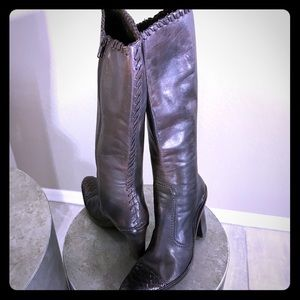 SESTO MEUCCI-BEAUTIFUL ITALIAN MADE LEATHER BOOTS